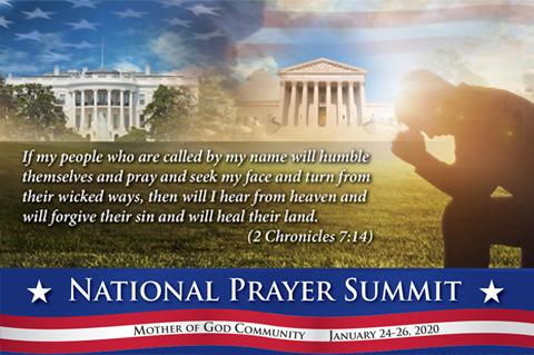 2020 National Prayer Summit